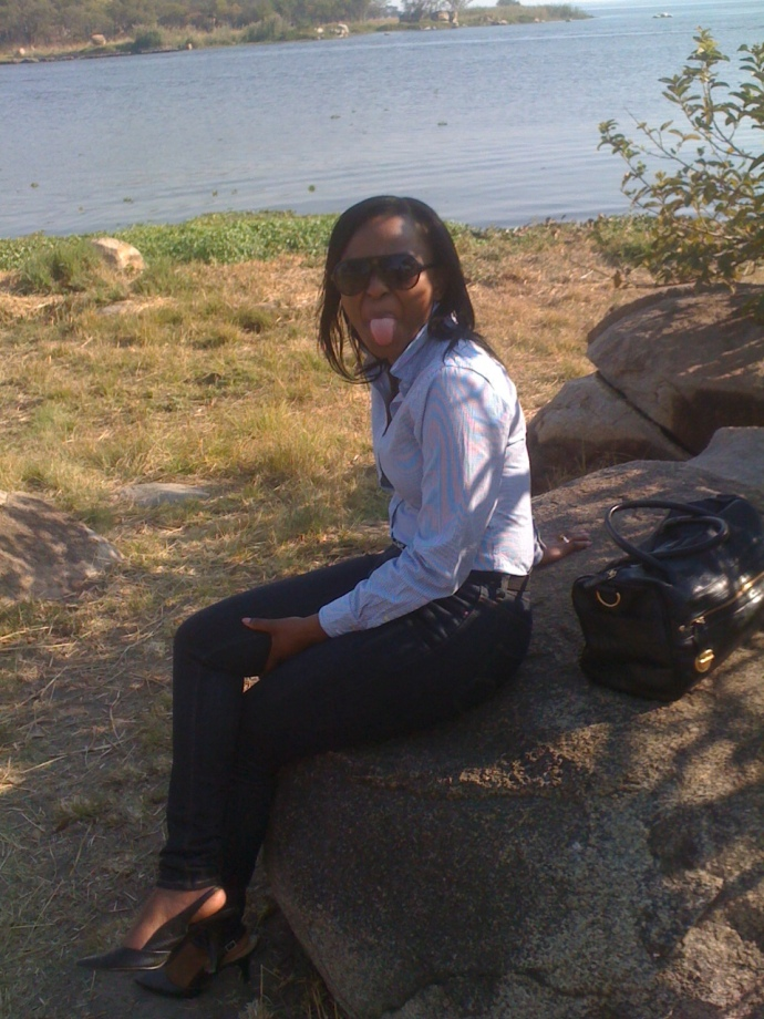 Hello from Zimbabwe!