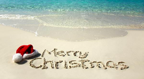 Merry Christmas from Australia